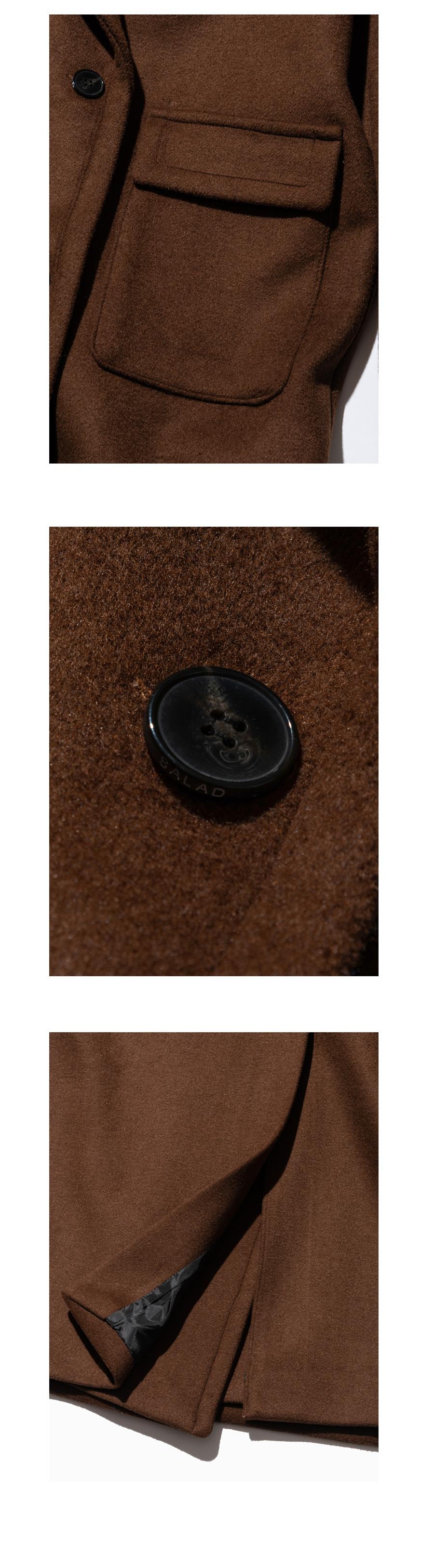 샐러드볼(SALAD BOWLS) 18 시그니쳐 코트 [블랙]